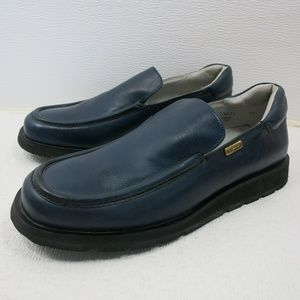 Mauri Leather Casual Dress Comfort Loafer Italy 10
